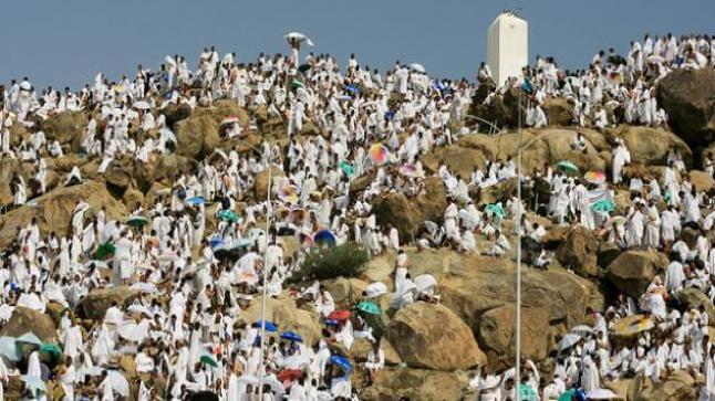 لماذا سُمي جبل عرفات جبل الرحمة؟