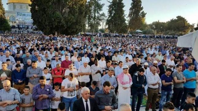 أحكام صلاة عيد الأضحى المبارك